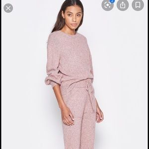 Joie Sweater and Pants Set, size M